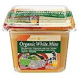 Hikari Miso Natürliche Bio Miso-Paste, weiß, 500 g
